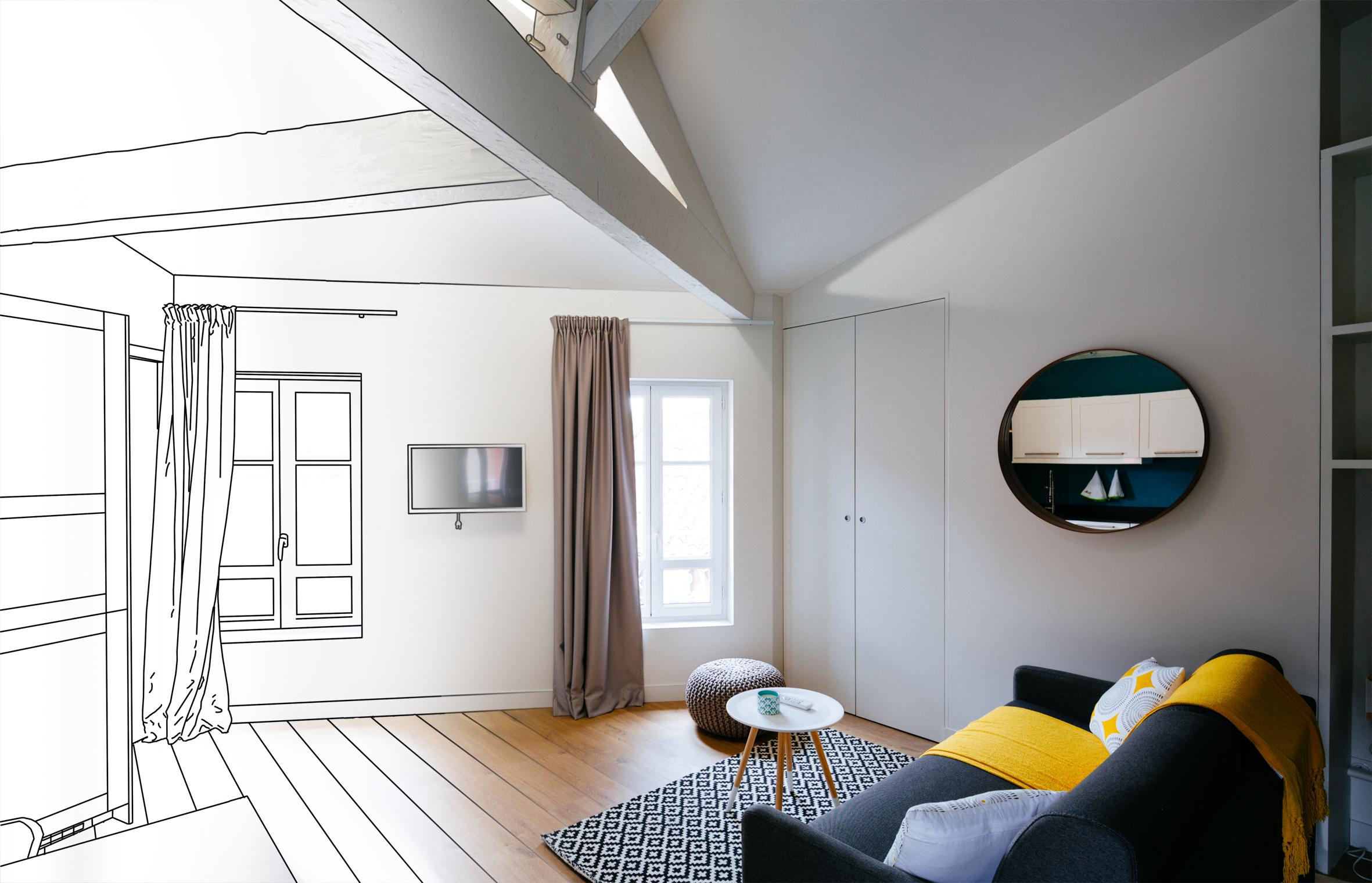 architecte d int rieur toulouse agence decod 39 art design. Black Bedroom Furniture Sets. Home Design Ideas