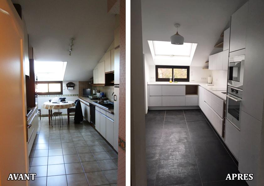 Rénovation d'un appartement toulousain 2020