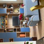 Ameublement sur mesure et rénovation complète d'appartement toulousain
